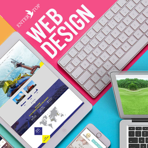 Entertop Web Design
