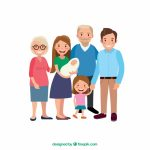 big-happy-family-with-flat-design_23-2147834657