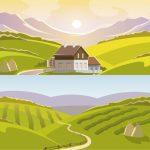 mountain-landscape-banner-set_1284-10557
