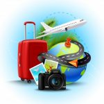 vacation-holidays-background-with-realistic-globe-suitcase-photo-camera_1284-10476
