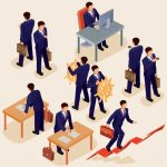 vector-illustration-3d-flat-isometric-people-concept-business-leader-lead-manager-ceo_1441-234